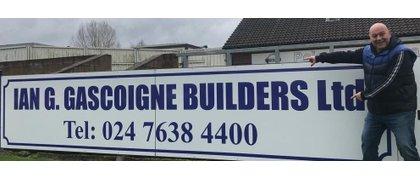 Ian G Gascoigne Builders Ltd