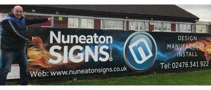 Nuneaton Signs