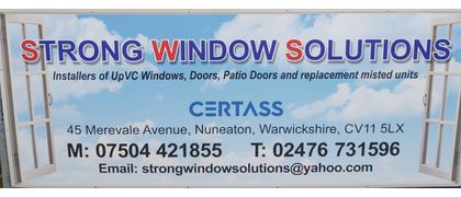 Strong Window Solutions