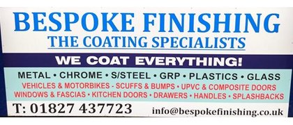 Bespoke Finishing