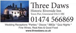 Three Daws