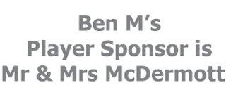 Mr & Mrs McDermott