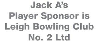Leigh Bowling Club No. 2 Ltd