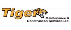 Player Sponsor - Tiger Construction & Maintenance