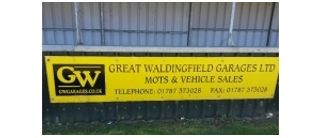 Great Waldingfield Garages
