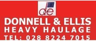 Donnell & Ellis Heavy Haulage