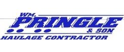 Player Sponsor - Wm Pringle & Son Ltd