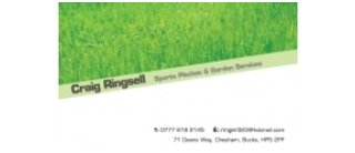 Craig Ringsell Sports Pitches & Garden Services