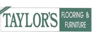 Taylors Flooring & Furniture