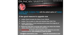 Duncan Smith Automotive Ltd