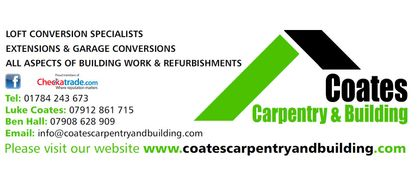 Coates Carpentry and Building