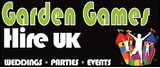 Sponsor - Garden Games Hire UK