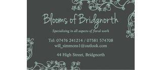 Blooms of Bridgnorth