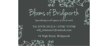 Blooms of Bridgnorth
