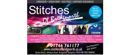 Stitches of Bridgnorth
