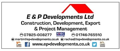 E & P Developments Ltd