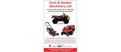 Farm and Garden Machinery (Bridgnorth) Ltd