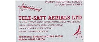 Tele-Satt Aerials Ltd