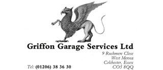Griffon Garage