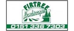 Main Club Sponsor - Firtree Landscapes Ltd.