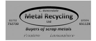 C. Baxendale Metal Recycling Ltd