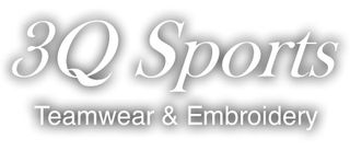 3Q Sports Teamwear & Embroidery