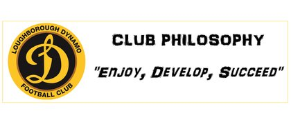 LDJFC Club Philosophy