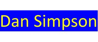 Dan Simpson