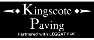 Kingscote Paving