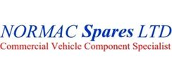 Player Sponsor - Normac Truck Spares