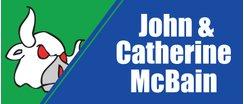 Player Sponsor - John & Catherine McBain