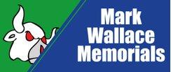 Personal Sponsor - Mark Wallace Memorials