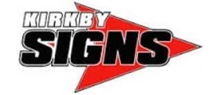 Kirkby Signs