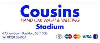 Cousins Hand Car Wash & Valeting Centre
