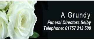 A. Grundy - Funeral Directors