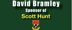 Player Sponsor - David Bramley