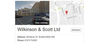 Wilkinson & Scott Ltd