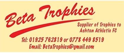 Beta Trophies