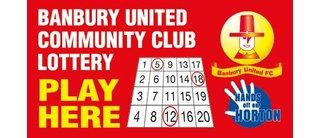 Banbury United Community Lottery