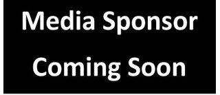 Media Sponsor Coming Soon