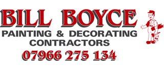 Bill Boyce Painters & Decorators