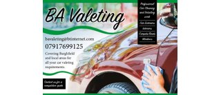 BA Valeting