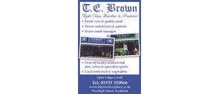Tim Brown Butchers