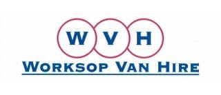 Worksop Van Hire