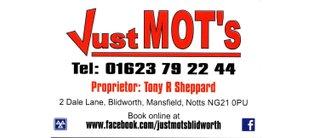 Just MOT's