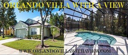 Orlando Villa With A View