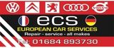 Boundary Board Sponsor - European Car Services Ltd