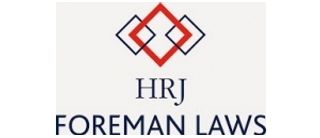 HRJ Foreman Laws