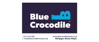 Blue Crocodile