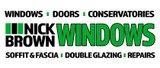 Player Sponsor - Nick Brown Windows
